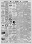 Portland Daily Press: June 3, 1876
