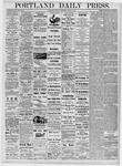 Portland Daily Press: June 5, 1876