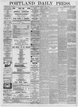 Portland Daily Press: June 7, 1876
