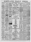 Portland Daily Press: June 9, 1876