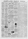 Portland Daily Press: June 10, 1876