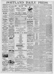 Portland Daily Press: June 12, 1876