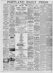 Portland Daily Press: June 14, 1876