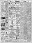 Portland Daily Press: June 16, 1876