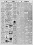 Portland Daily Press: June 17, 1876