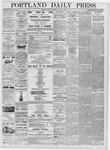 Portland Daily Press: June 19, 1876