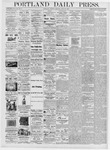 Portland Daily Press: June 20, 1876
