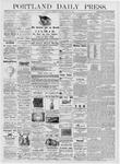 Portland Daily Press: June 22, 1876