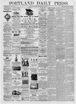 Portland Daily Press: June 24, 1876