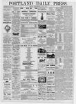 Portland Daily Press: June 26, 1876