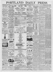 Portland Daily Press: June 28, 1876