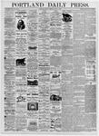 Portland Daily Press: July 7, 1876
