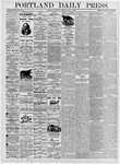 Portland Daily Press: July 8, 1876