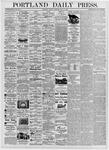 Portland Daily Press: July 10, 1876