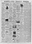 Portland Daily Press: July 11, 1876