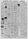 Portland Daily Press: July 12, 1876