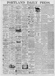 Portland Daily Press: July 14, 1876