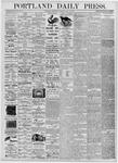 Portland Daily Press: July 19, 1876
