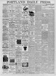 Portland Daily Press: July 25, 1876
