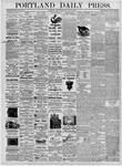 Portland Daily Press: July 28, 1876