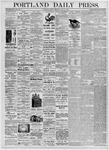 Portland Daily Press: July 31, 1876