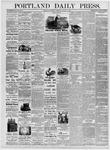 Portland Daily Press: August 3, 1876
