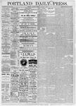 Portland Daily Press: January 1, 1876