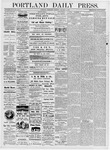 Portland Daily Press: January 5, 1876