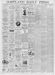 Portland Daily Press: January 12, 1876