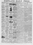 Portland Daily Press: January 31, 1876