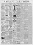 Portland Daily Press: February 1, 1876