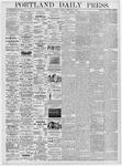 Portland Daily Press: February 5, 1876