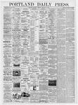 Portland Daily Press: February 17, 1876
