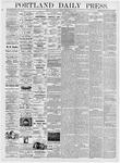 Portland Daily Press: February 18, 1876