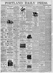 Portland Daily Press: August 4, 1876