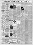 Portland Daily Press: August 8, 1876