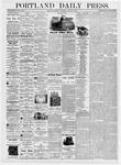 Portland Daily Press: August 12, 1876