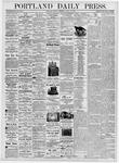 Portland Daily Press: August 14, 1876