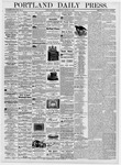 Portland Daily Press: August 18, 1876