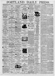 Portland Daily Press: August 19, 1876
