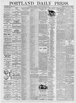 Portland Daily Press: August 23, 1876