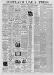 Portland Daily Press: August 29, 1876