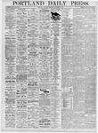 Portland Daily Press: September 2, 1876