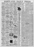 Portland Daily Press: September 5, 1876