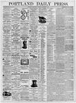 Portland Daily Press: September 6, 1876
