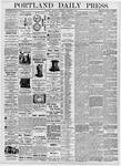 Portland Daily Press: September 7, 1876