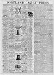 Portland Daily Press: September 8, 1876
