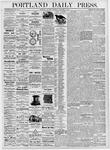 Portland Daily Press: September 9, 1876