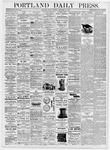 Portland Daily Press: September 15, 1876