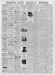 Portland Daily Press: September 16, 1876